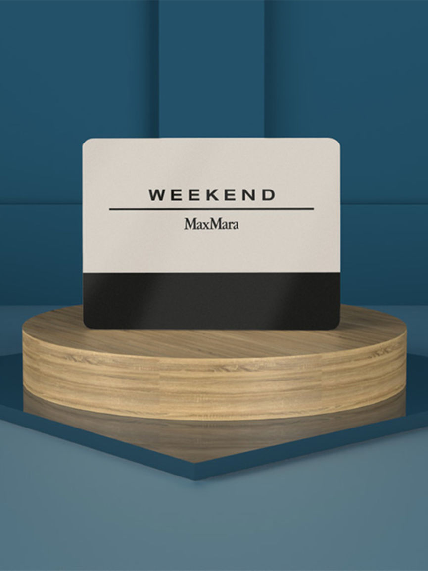 Gift card Weekend Maxmara