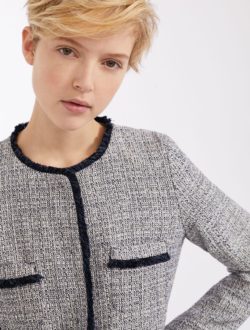Cotton-blend coat Weekend Maxmara