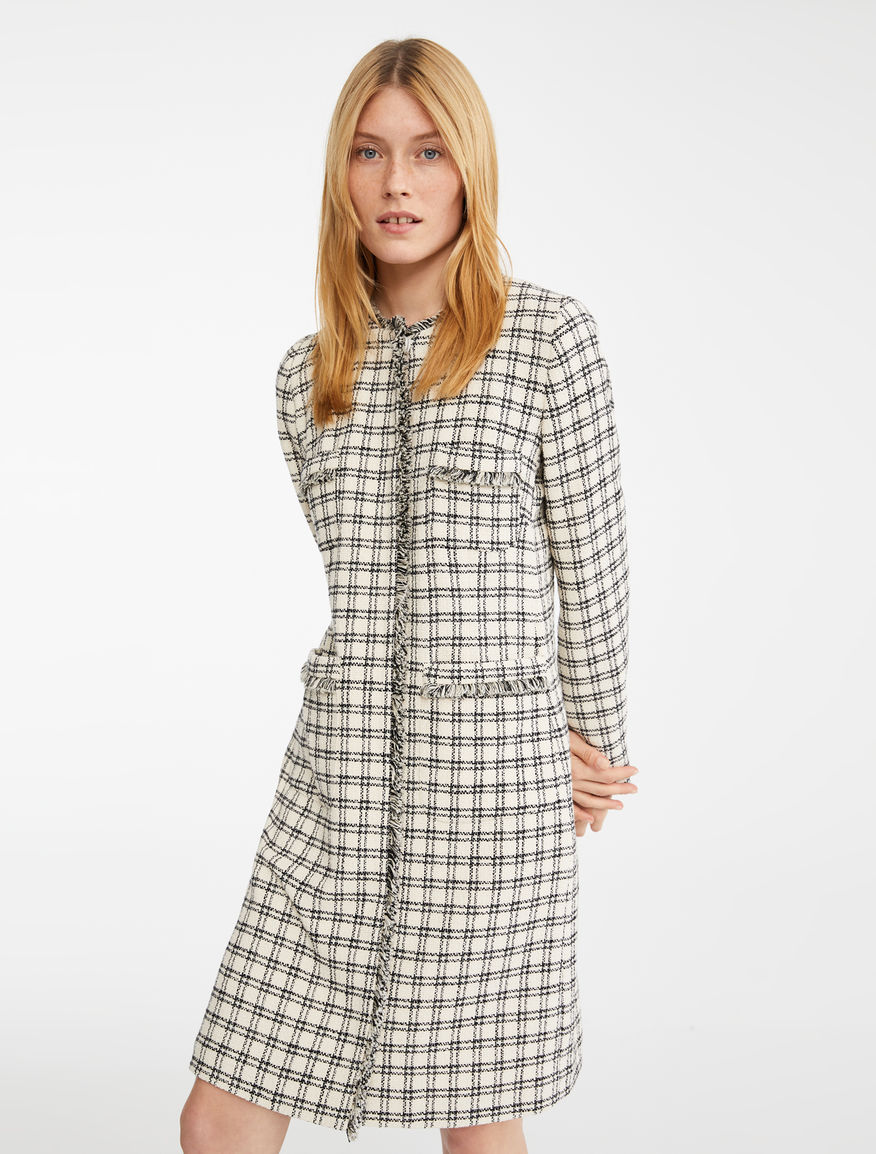 Cotton-blend coat Weekend Maxmara