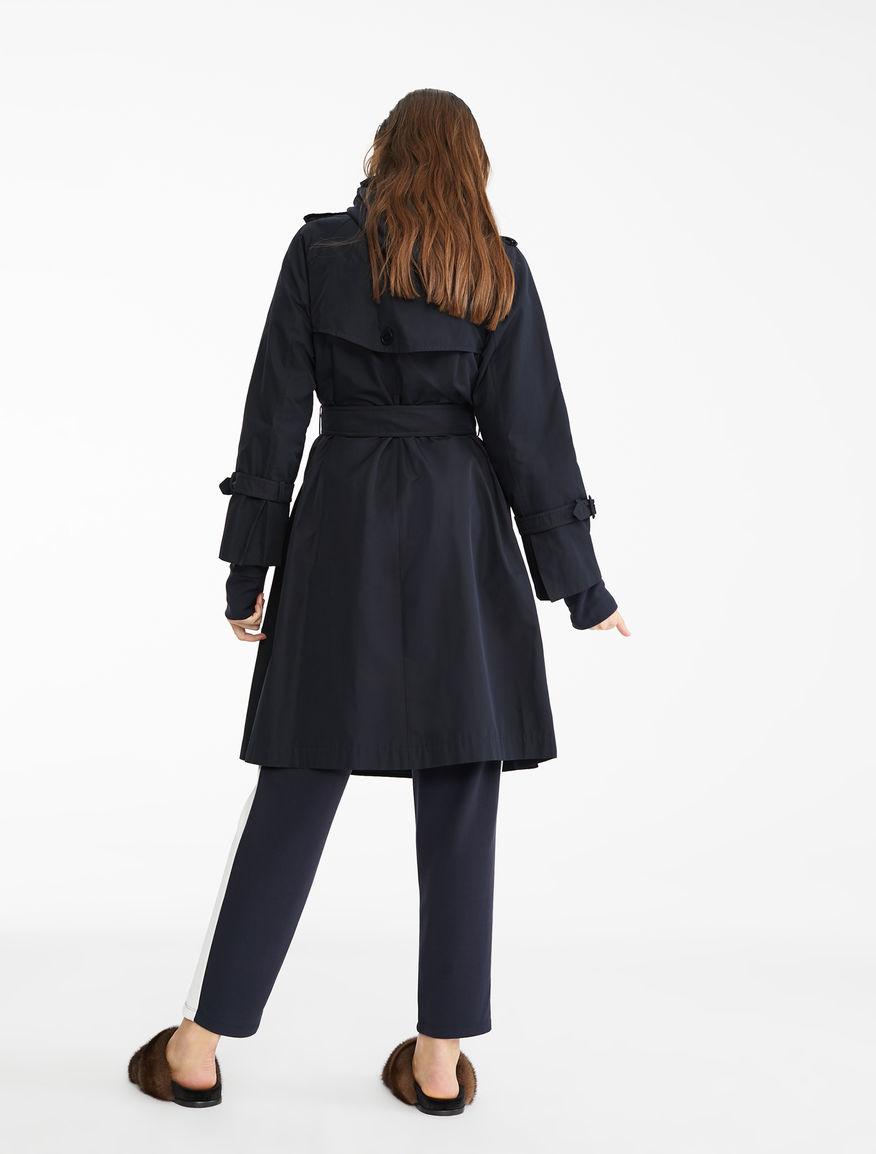 Water-repellent taffeta trench coat Weekend Maxmara