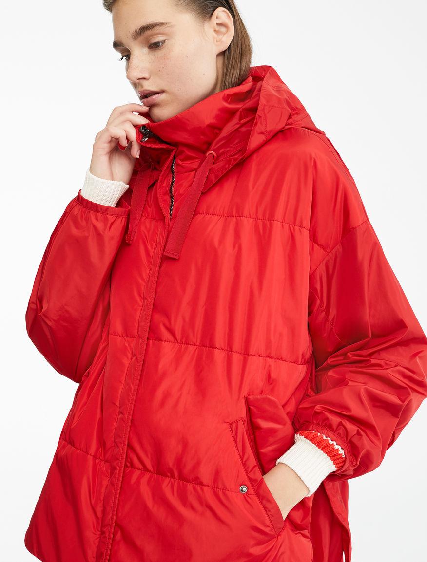 Water-repellent taffeta raincoat Weekend Maxmara
