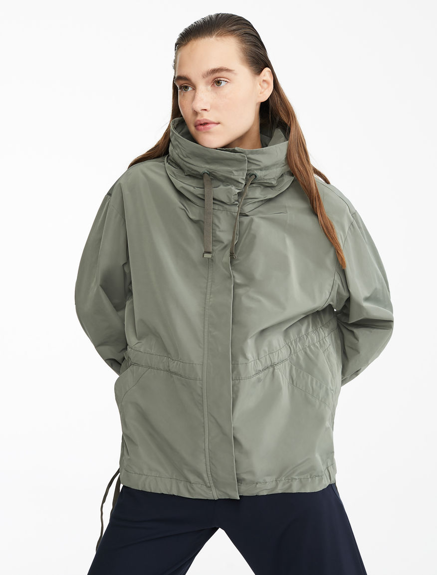 Water-repellent taffeta raincoat Weekend Maxmara