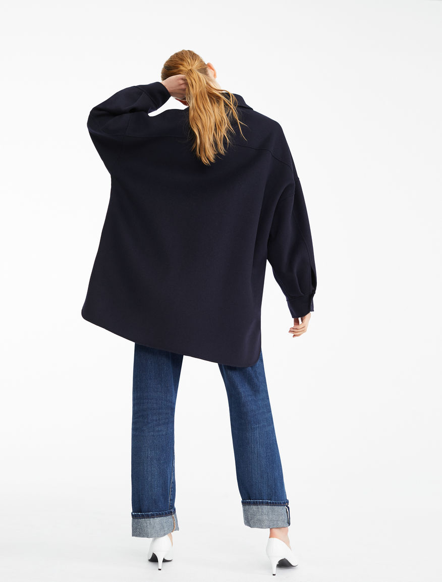 Giaccone in misto lana Weekend Maxmara