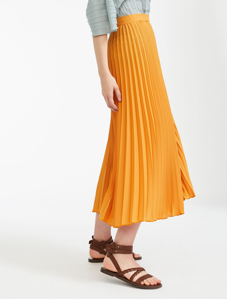 Crepe de chine skirt Weekend Maxmara