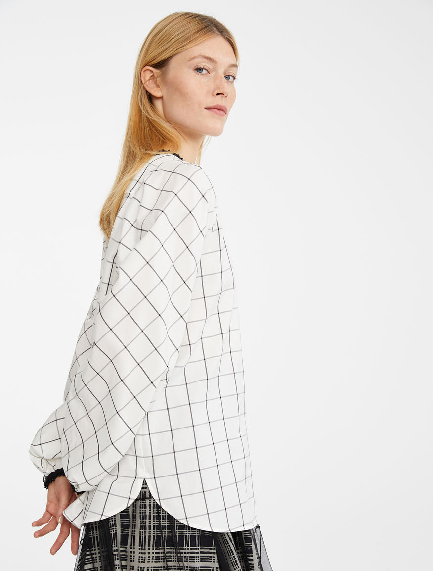Camicia in cotone Weekend Maxmara