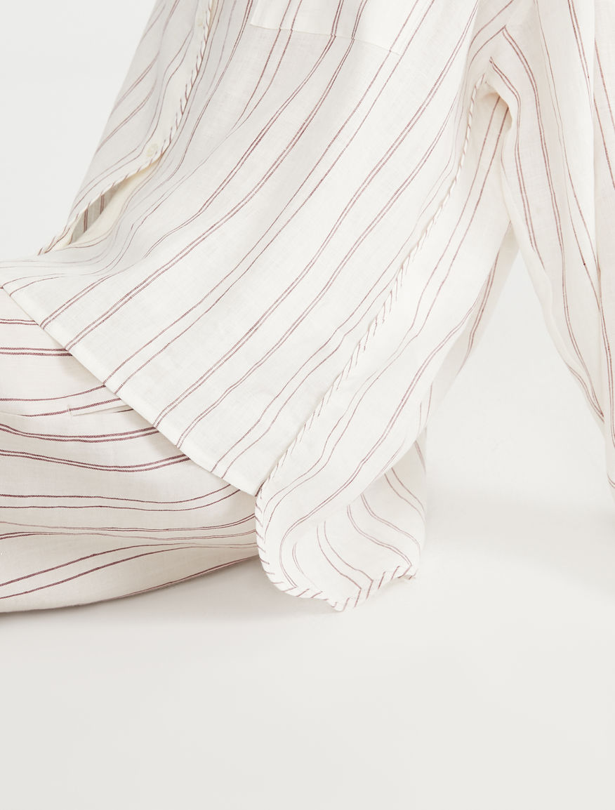 Linen canvas shirt Weekend Maxmara