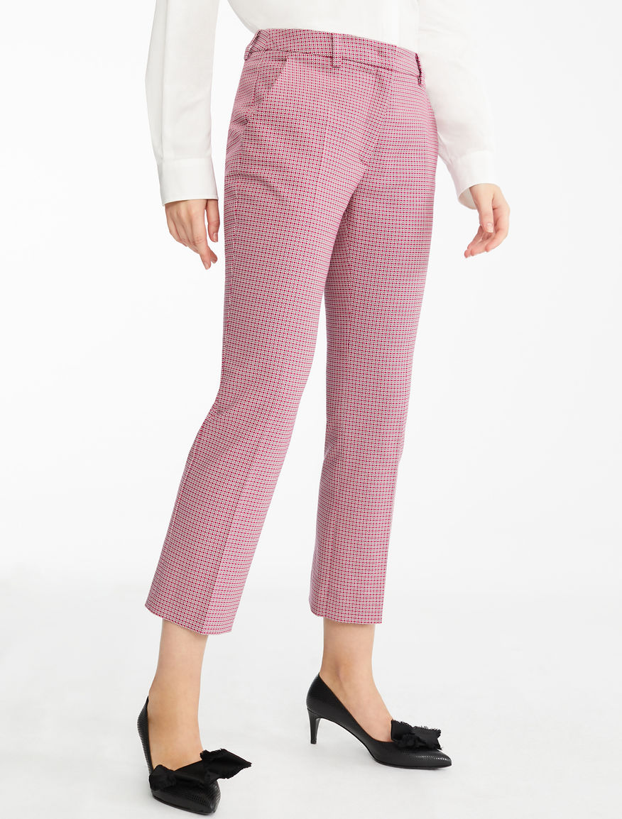 Pantaloni in cotone stretch Weekend Maxmara