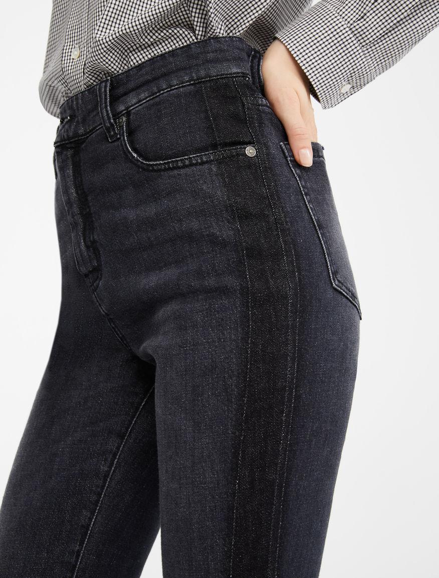 Jeans a sigaretta in denim Weekend Maxmara