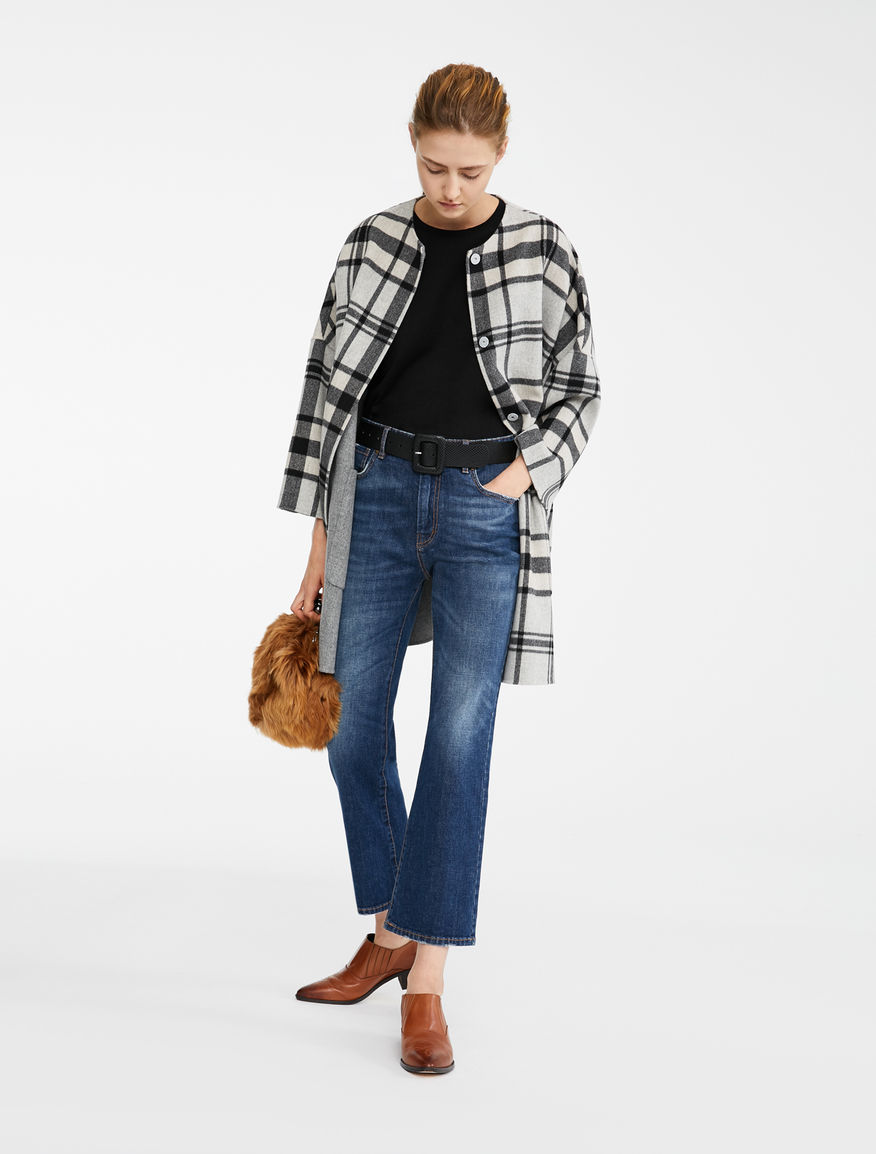 Flared denim jeans Weekend Maxmara