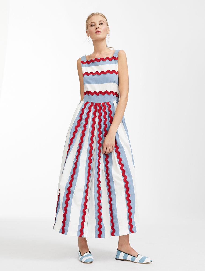 Cotton canvas dress Weekend Maxmara