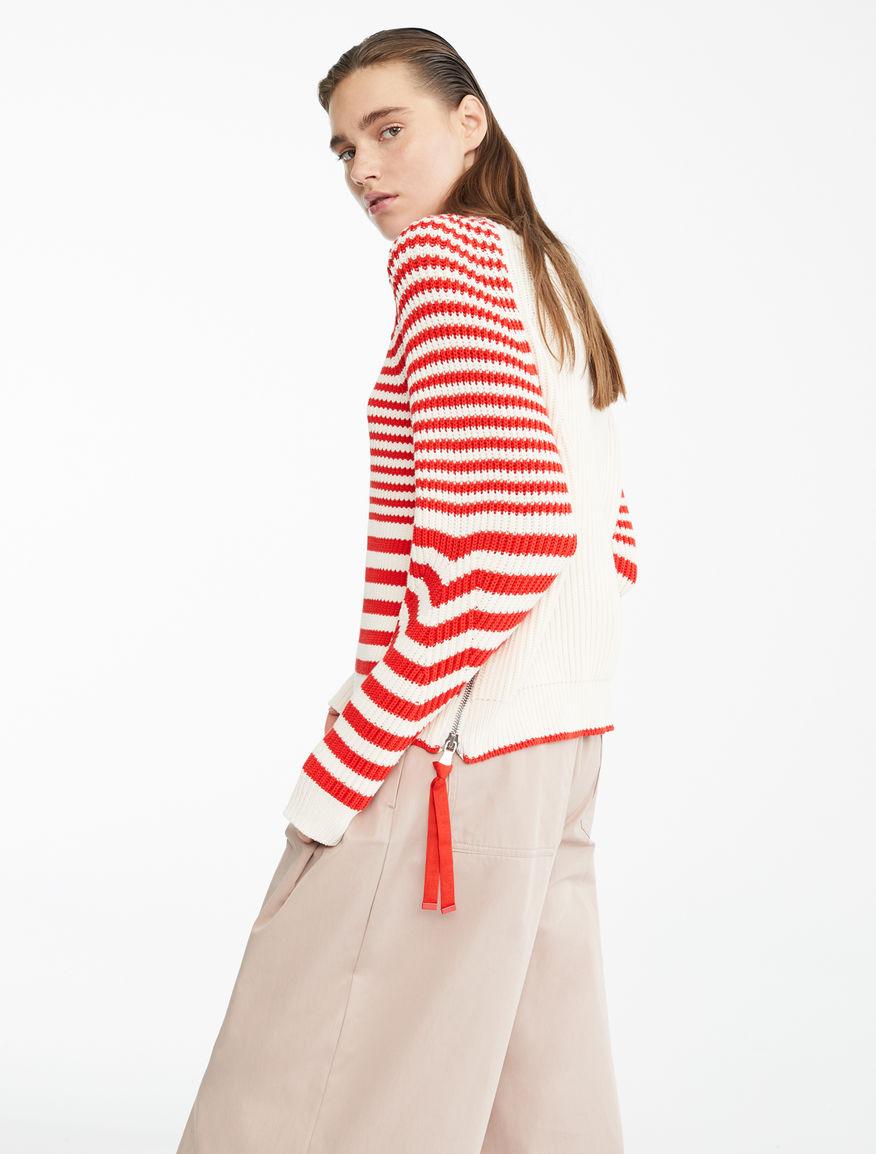 Cotton-blend yarn jumper Weekend Maxmara