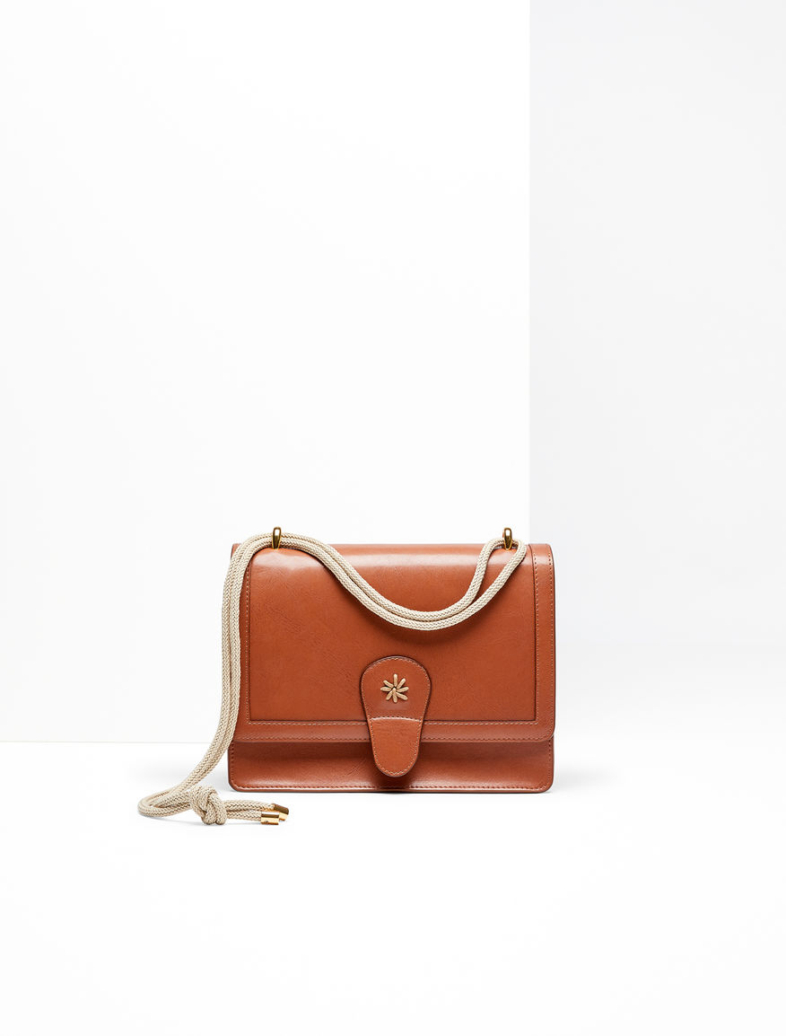 Borsa messenger in pelle Weekend Maxmara