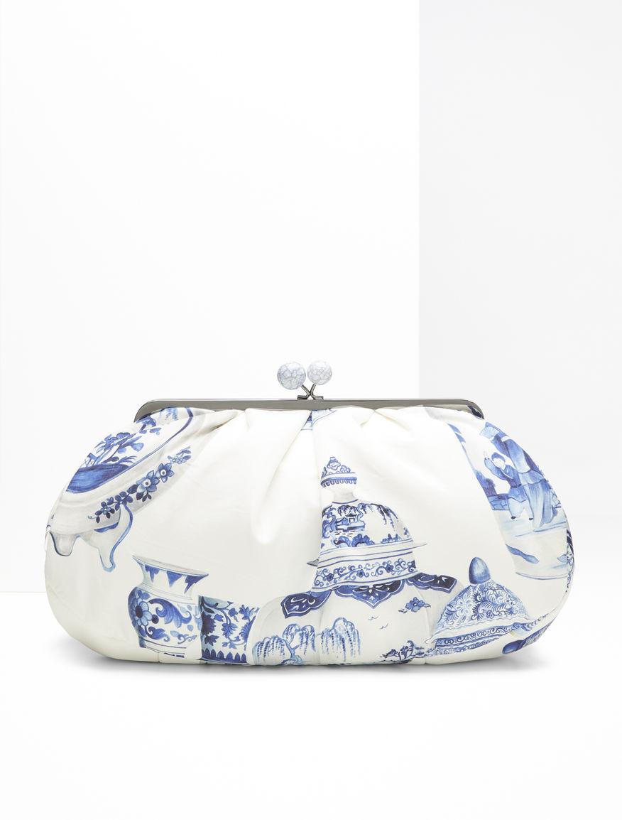 Cotton faille Maxi Pasticcino Bag Weekend Maxmara