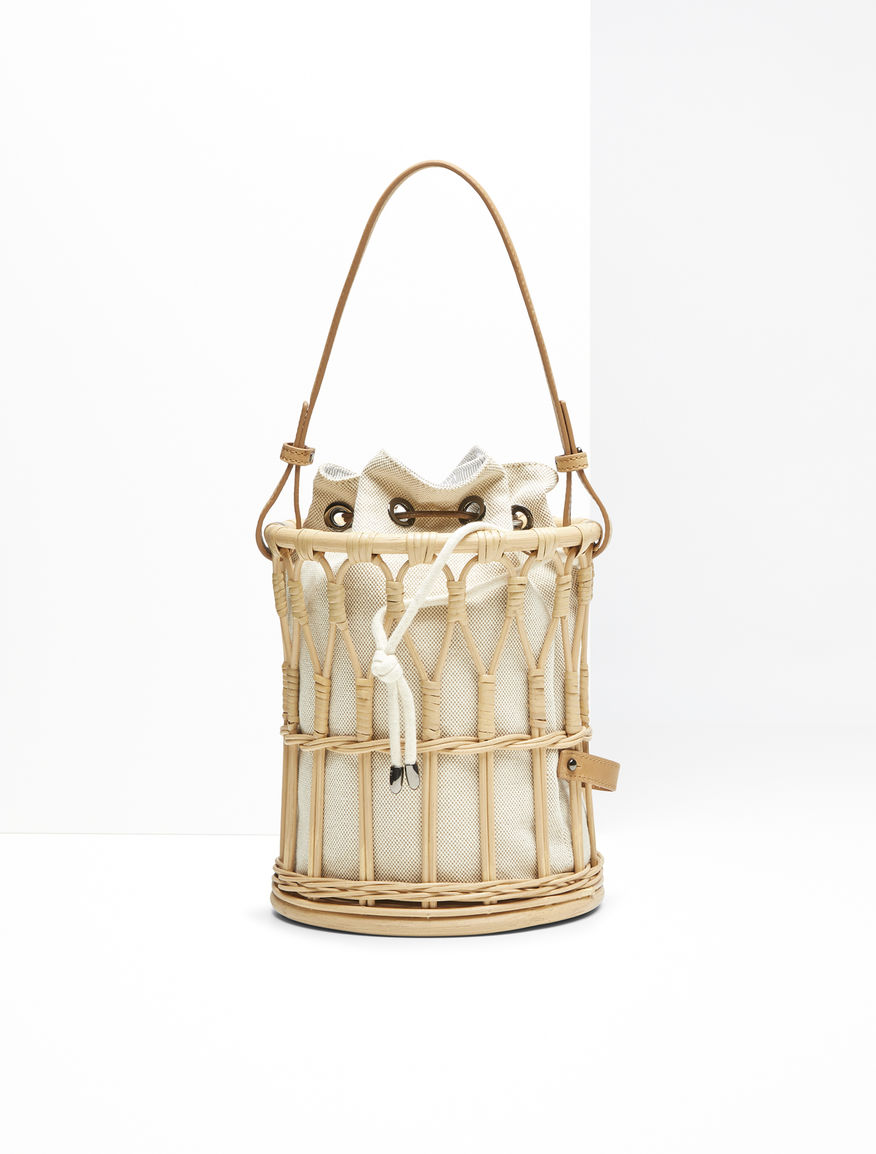 Straw basket bag Weekend Maxmara