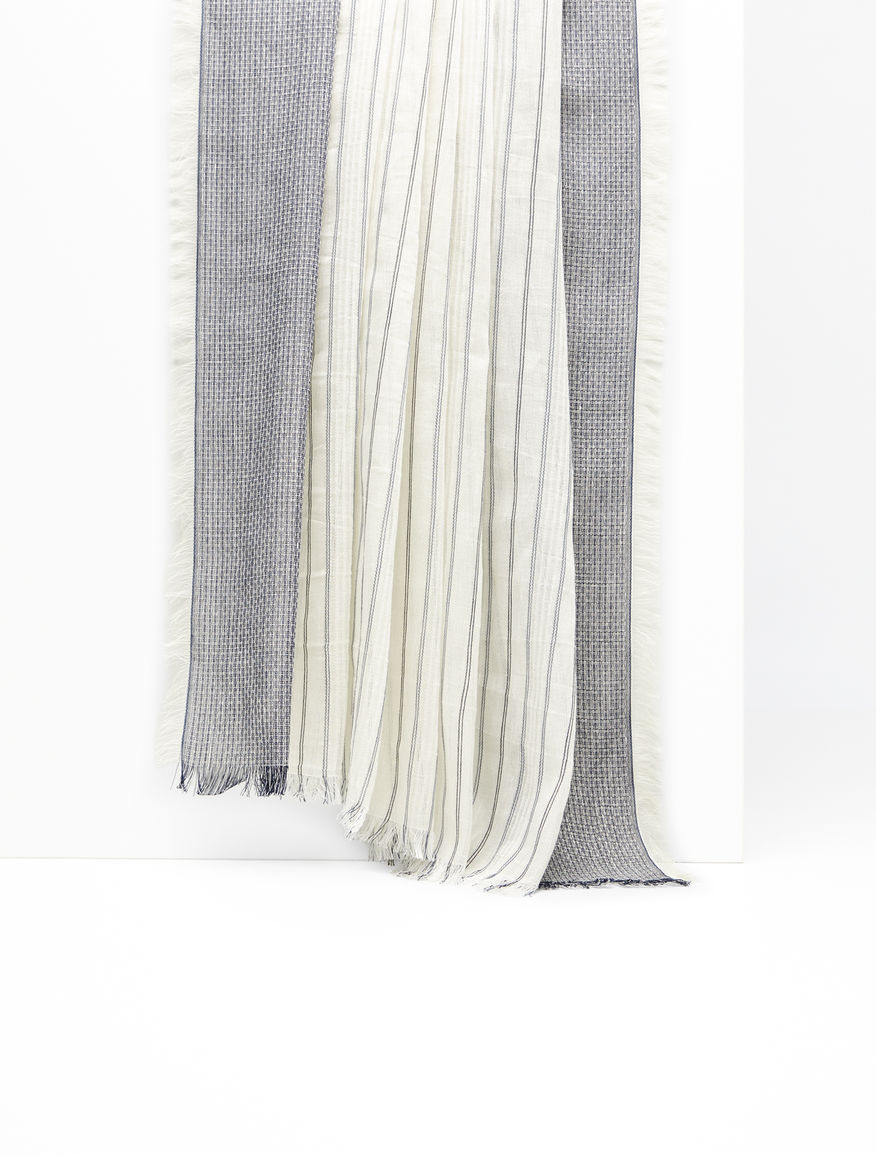 Cotton and linen stole Weekend Maxmara