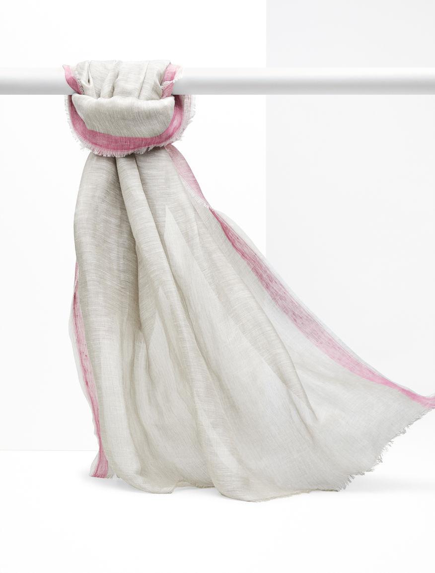 Linen blend stole Weekend Maxmara