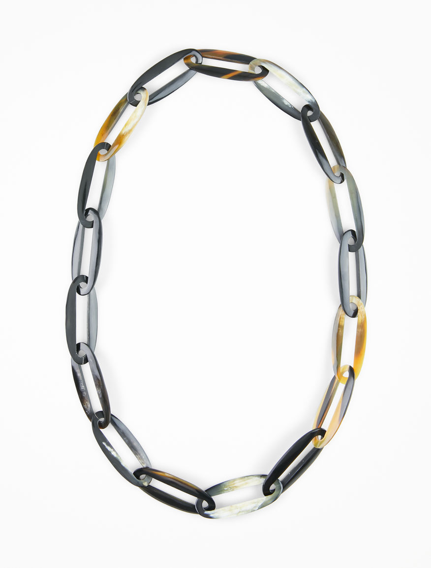 Horn chain necklace Weekend Maxmara