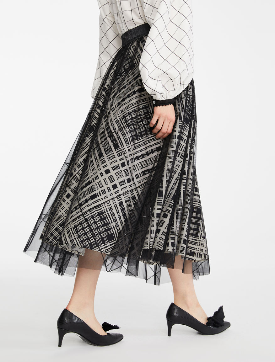 Embellished tulle skirt Weekend Maxmara
