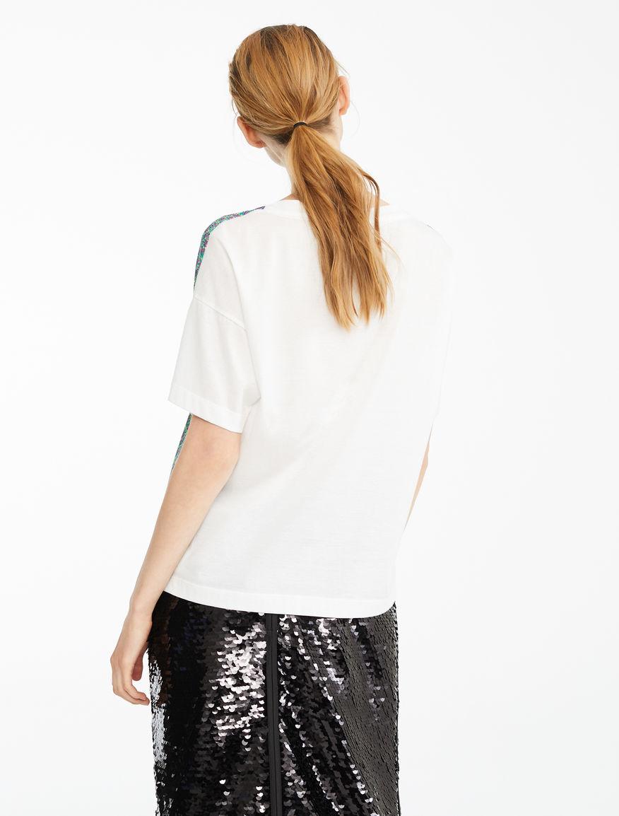 Silk and jersey T-shirt Weekend Maxmara