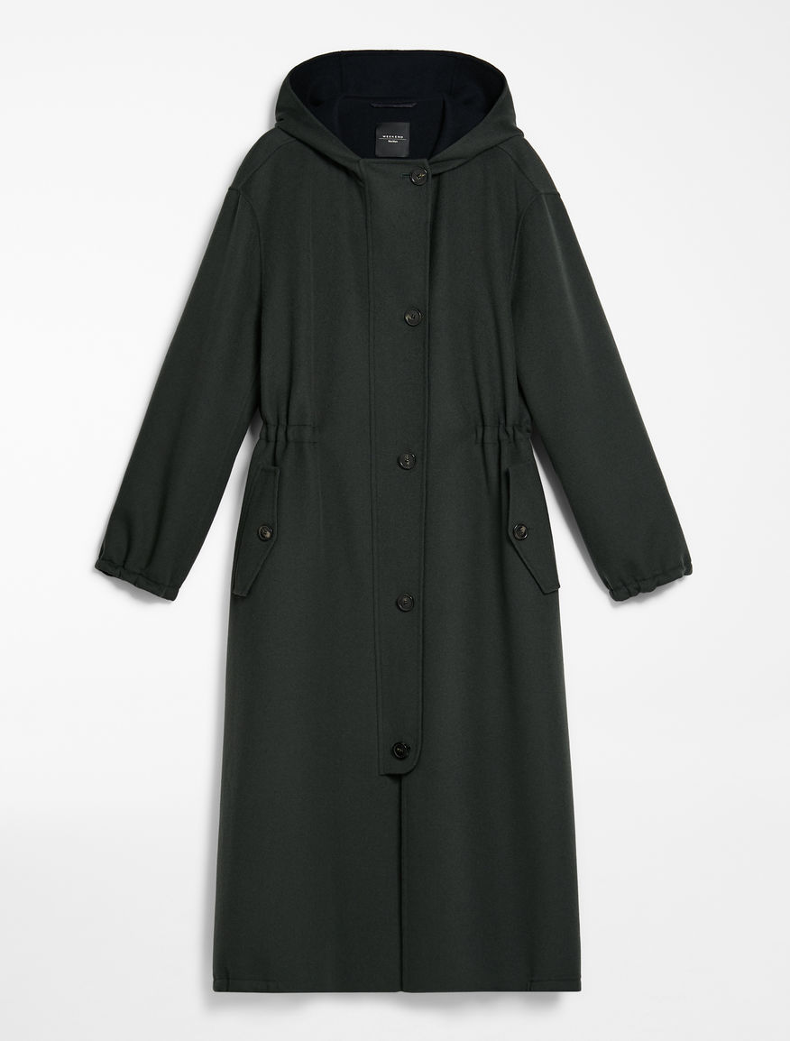 Wool parka Weekend Maxmara