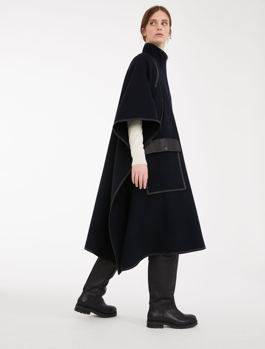 Wool cloak Weekend Maxmara