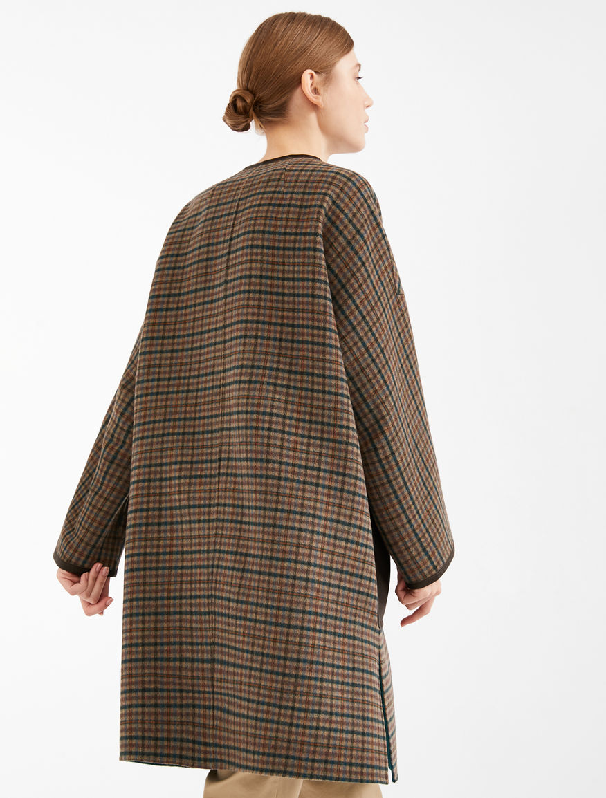 Reversible wool blend coat Weekend Maxmara