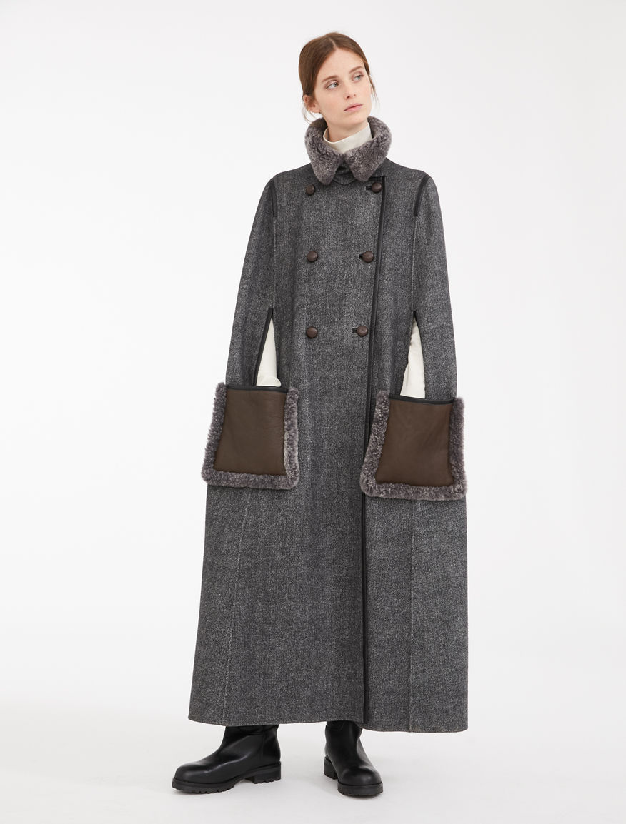 Wool cape Weekend Maxmara