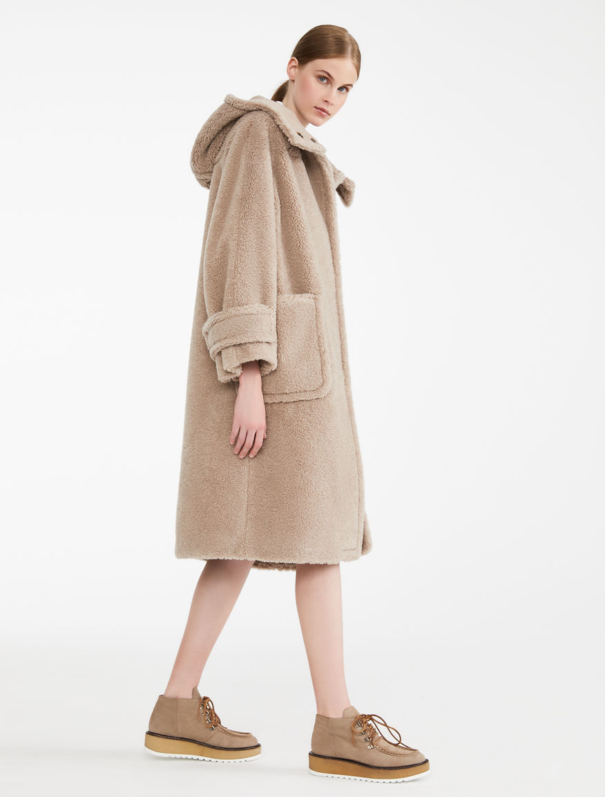 Wool knit coat Weekend Maxmara
