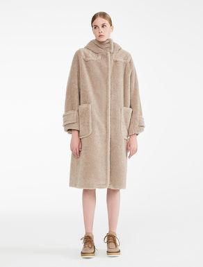 Cappotto in maglia di lana Weekend Maxmara