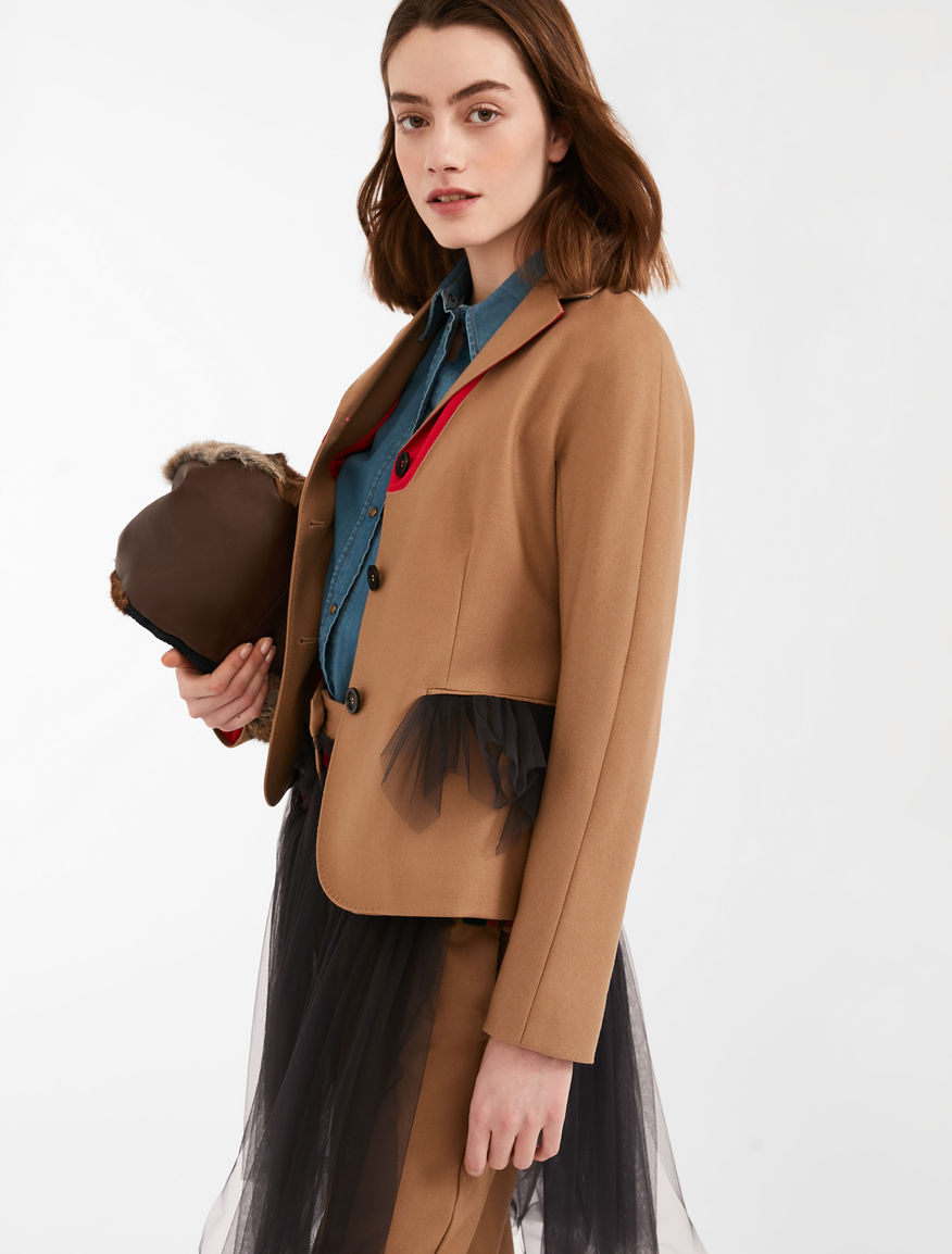Blazer in flanella di lana Weekend Maxmara