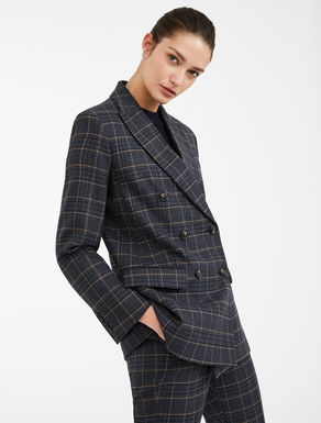 Blazer in batavia di lana Weekend Maxmara