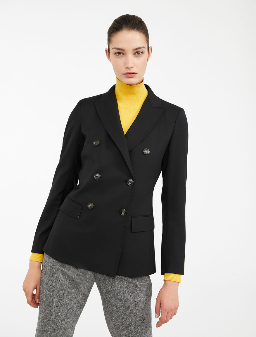 Blazer in twill di lana Weekend Maxmara