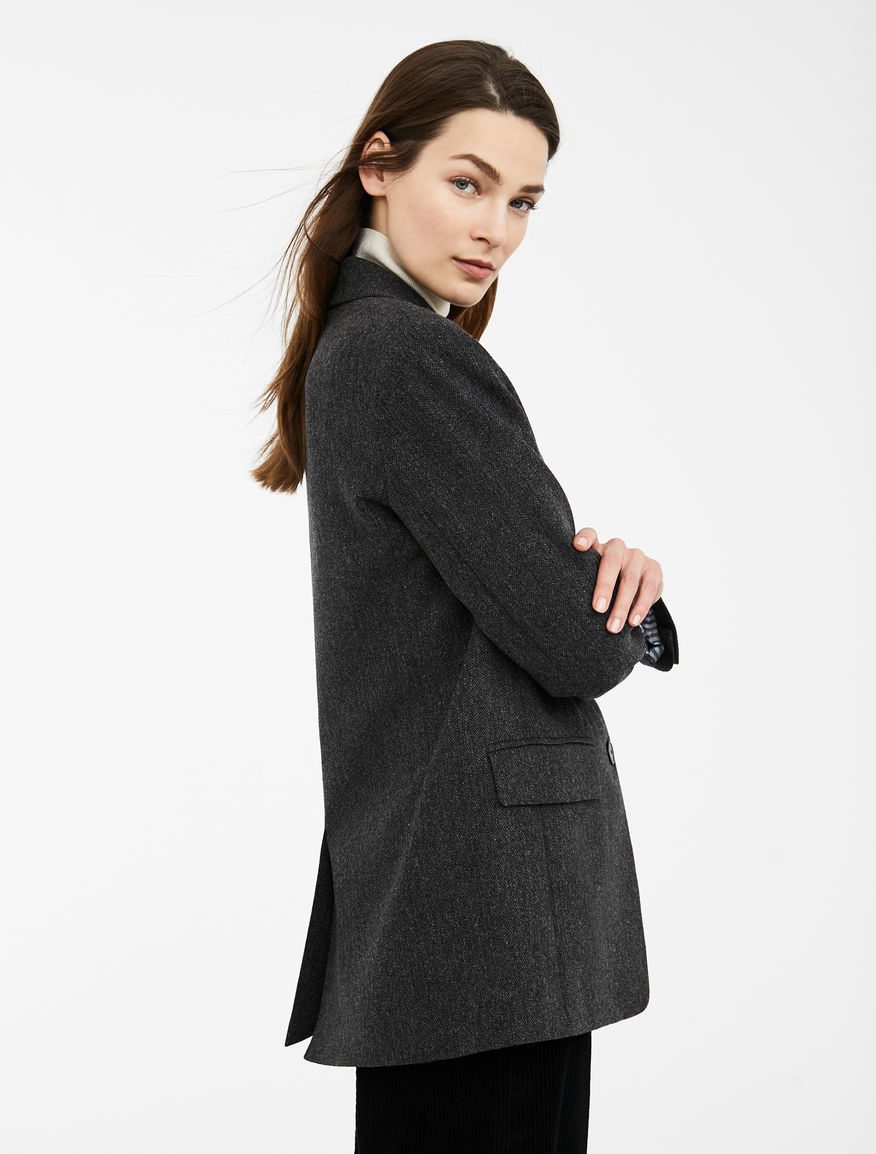 Wool flannel blazer Weekend Maxmara