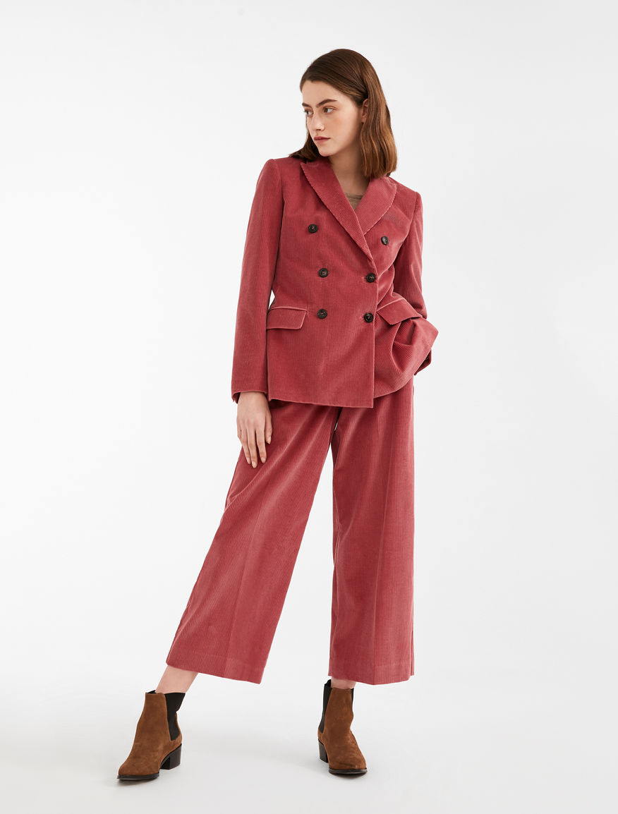 Cotton corduroy blazer Weekend Maxmara