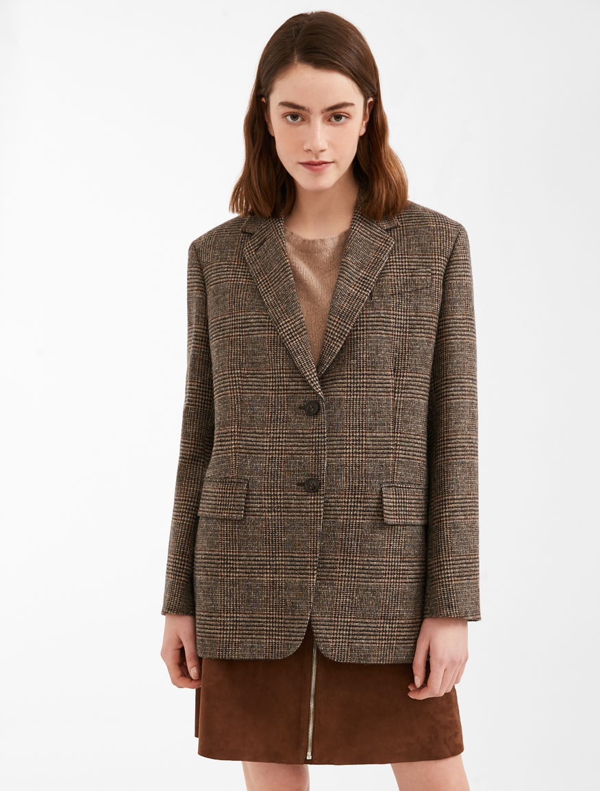 Blazer in misto lana Weekend Maxmara