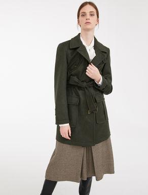 Field jacket in lana Weekend Maxmara