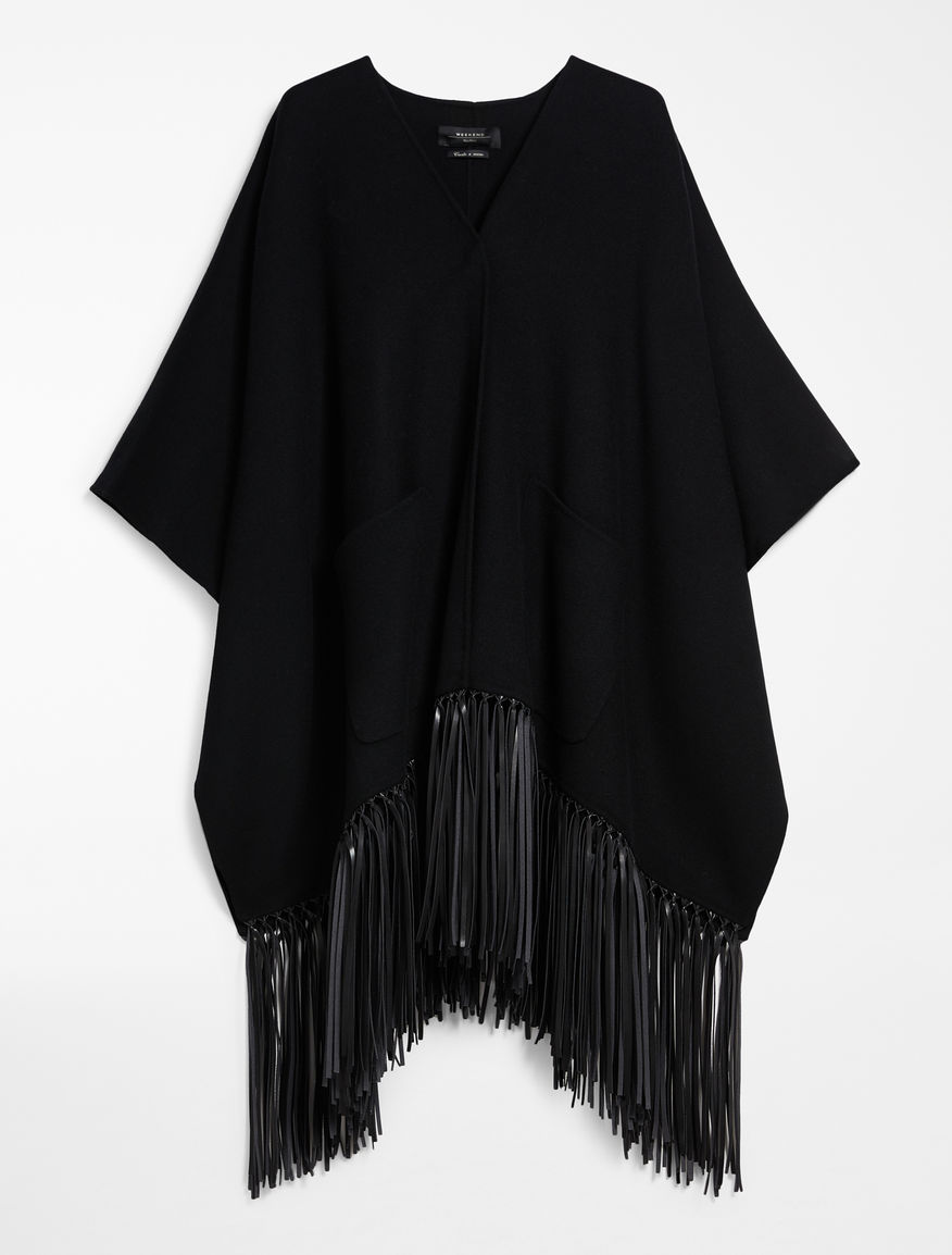 Wool blend cape Weekend Maxmara