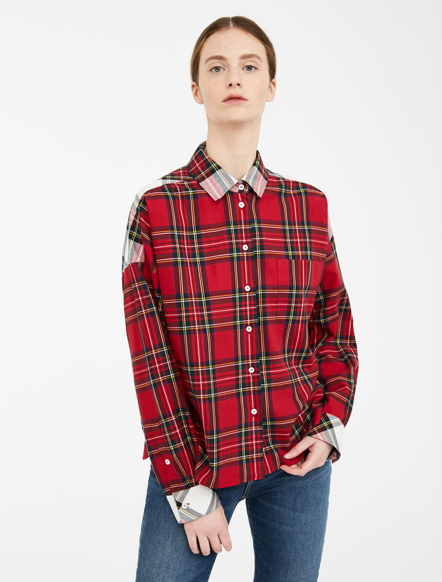 Cotton flannel shirt Weekend Maxmara