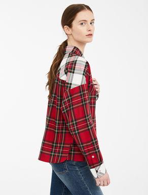 Camicia in flanella di cotone Weekend Maxmara