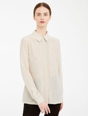Camicia in crêpe di seta e jersey Weekend Maxmara