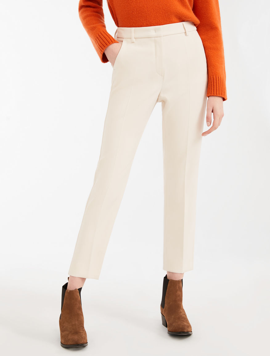Pantaloni in cady Weekend Maxmara