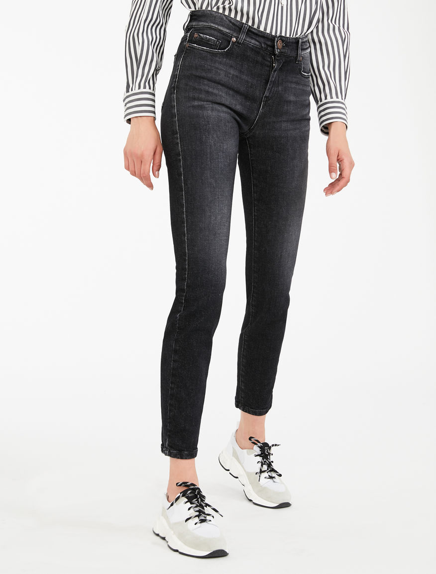 Skinny jeans in stretch denim Weekend Maxmara