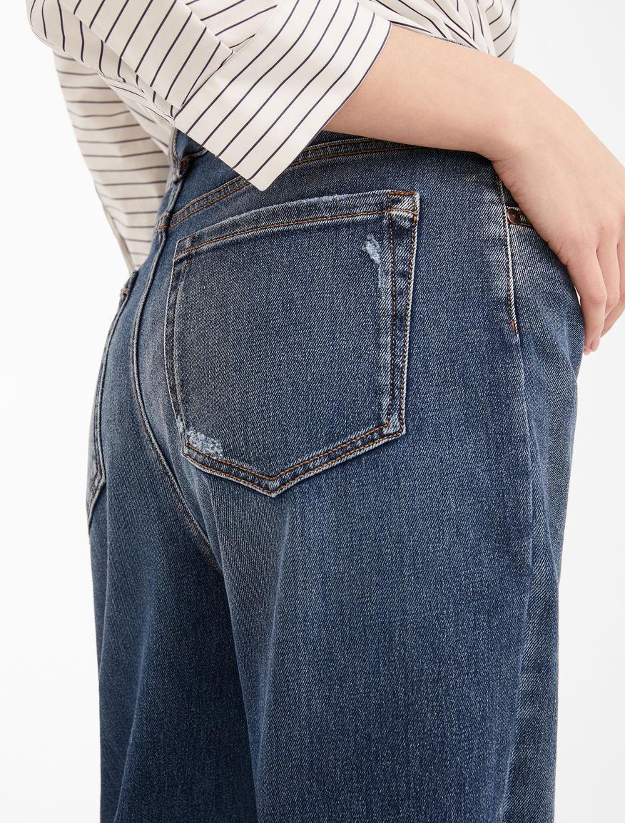 Cotton denim jeans Weekend Maxmara