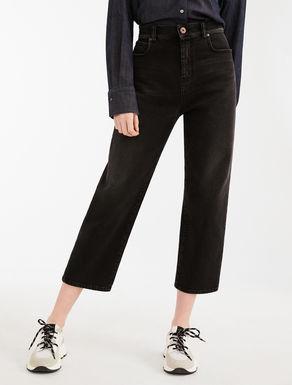 Jeans in denim di cotone Weekend Maxmara