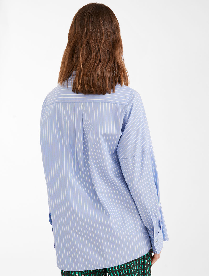 Cotton poplin tunic Weekend Maxmara