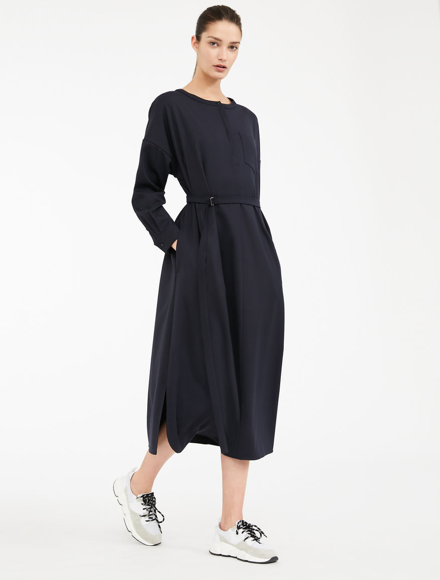 Wool twill dress Weekend Maxmara