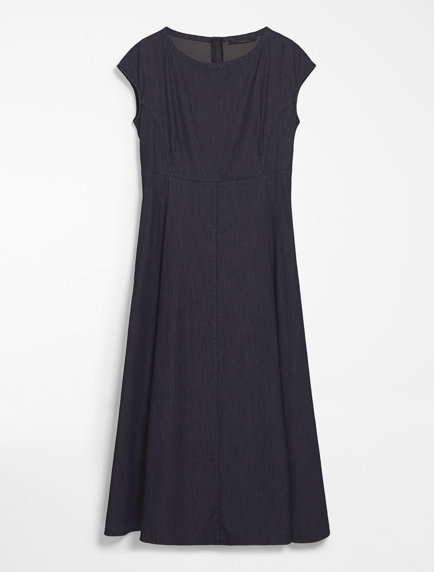Cotton denim dress Weekend Maxmara