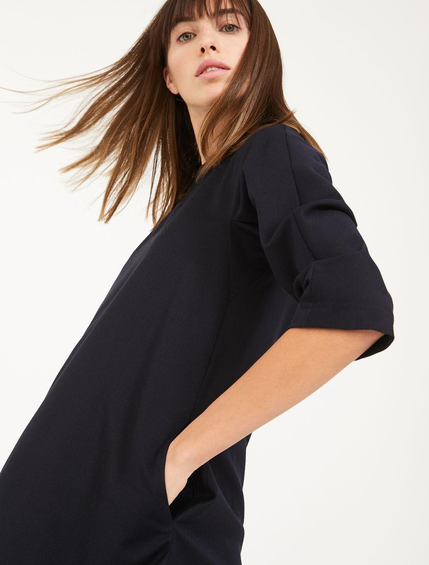 Wool flannel dress Weekend Maxmara