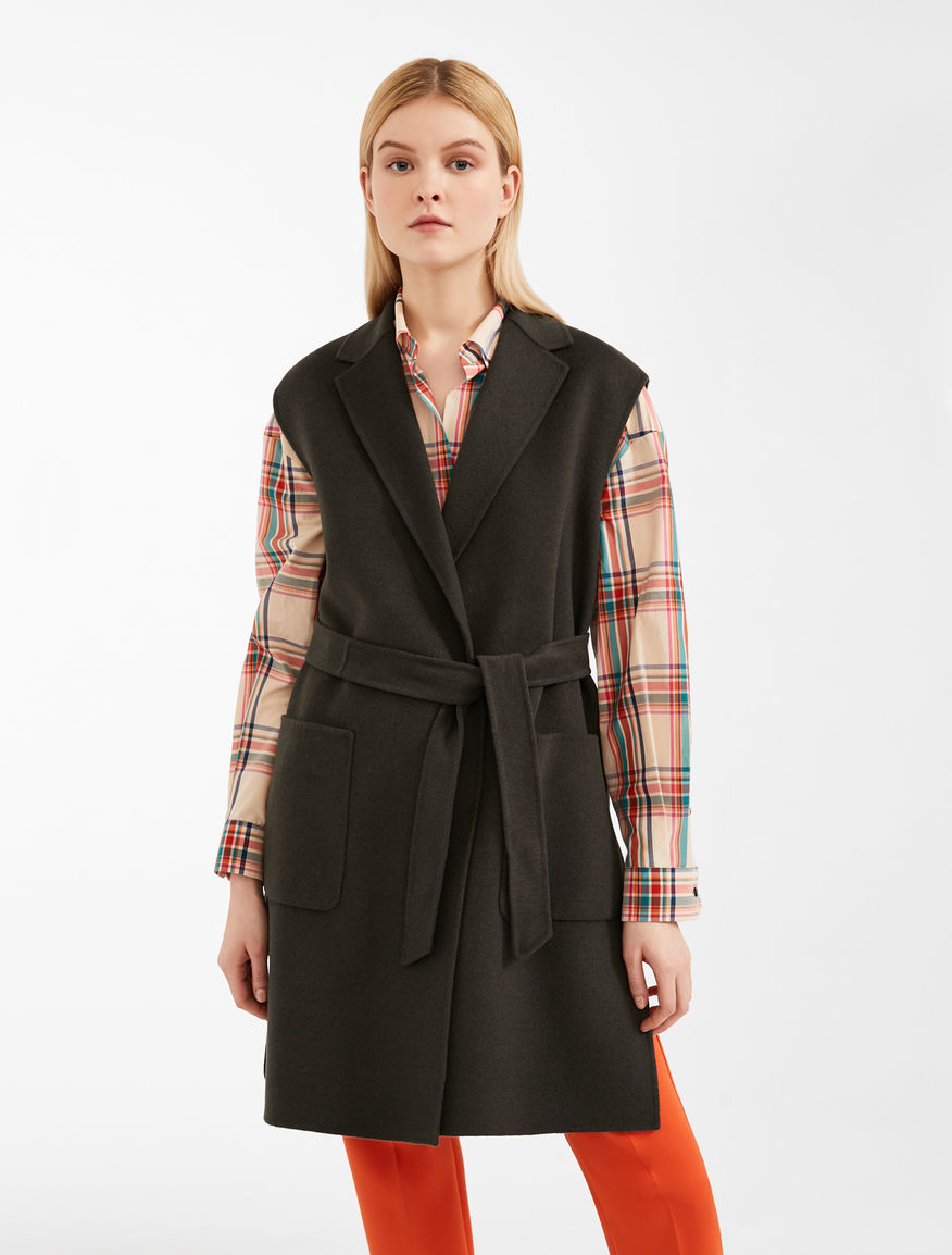 Wool gilet Weekend Maxmara