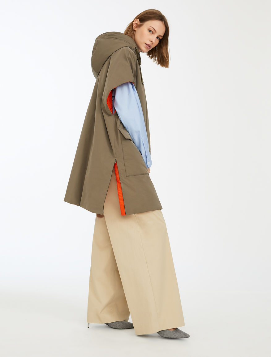 Gilet reversibile in gabardina di cotone Weekend Maxmara